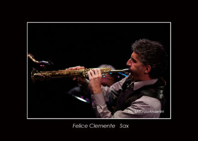 Felice Clemente by Maurizio Anderlini - Bluenote