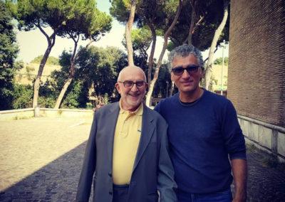 Felice & Gianni Coscia - Casa del jazz Roma -2019
