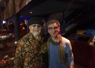 Felice & Joe Lovano - BlueNote Milano - 2017