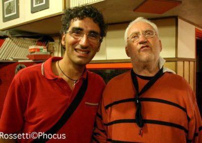 Felice Clemente & Lee Konitz - 2008