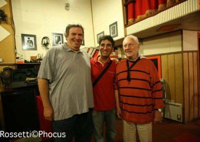 Felice Clemente & Massimo Manzi & Lee Konitz - 2008