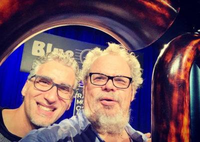 Felice Clemente & Michel Godard - BlueNote Milano - 2019