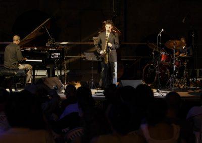 Felice Clemente & Xavier Davis & Quincy Davis - Terni Jazz Fest - 2006