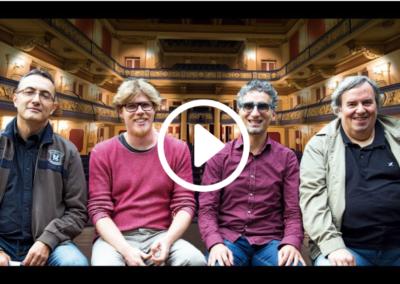 Era il tempo delle more | Clemente Quartet